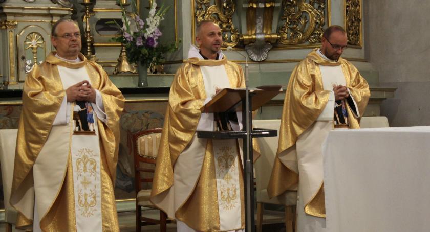 Kościół, Łowicz wspomnienie założyciela zakonu pijarskiego - zdjęcie, fotografia