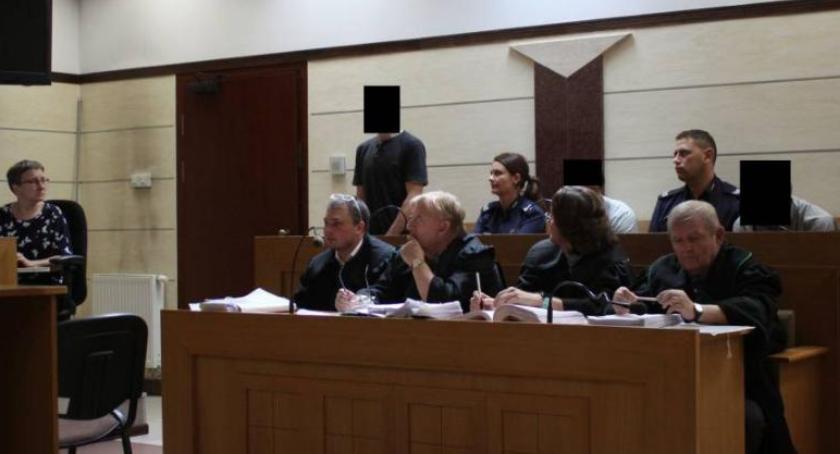 Z sali rozpraw, Proces oszustów przyznanie kredytu nigdy było łatwe - zdjęcie, fotografia