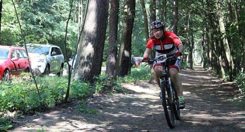 Kolarstwo, sobotę cross rowerowy Dymka - zdjęcie, fotografia