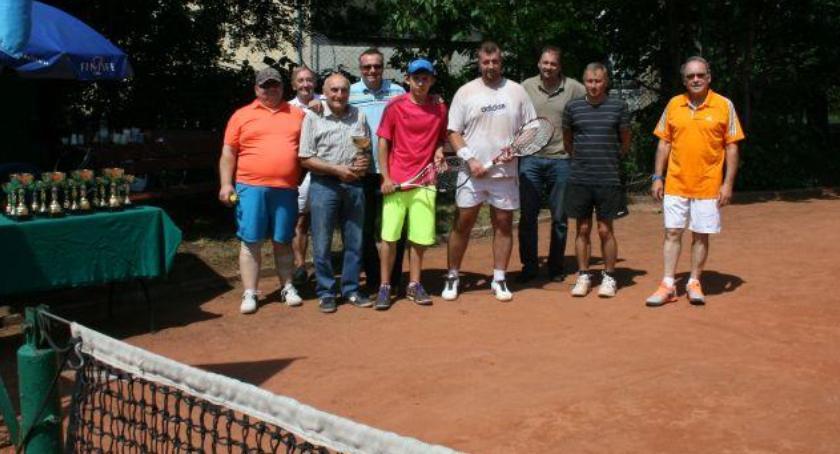 Inne, Otwarty Turniej Tenisa Ziemnego weekend - zdjęcie, fotografia