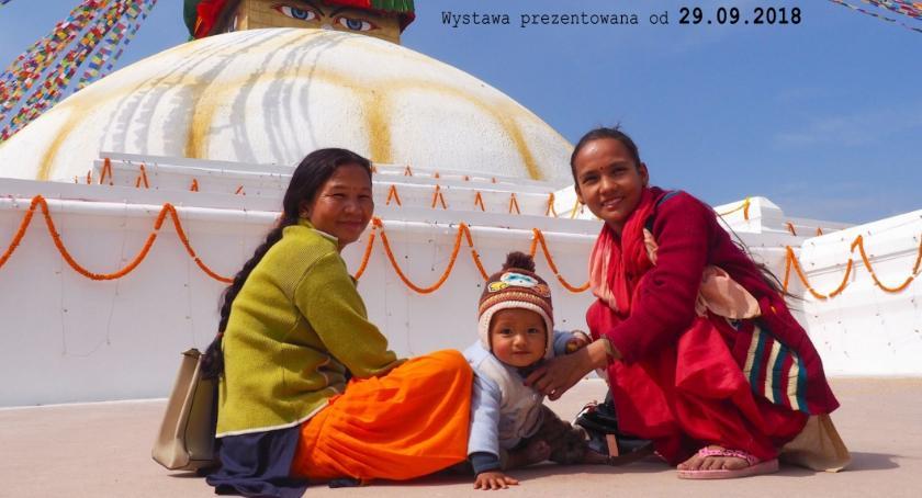 Wystawy, Namaste! Podróż Indii Nepalu - zdjęcie, fotografia
