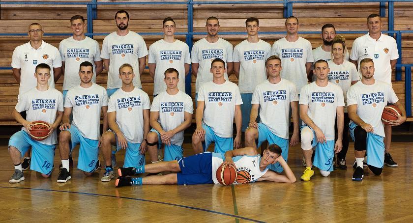 Koszykówka, Druga porażka Księżaka Synteksu Łowicz - zdjęcie, fotografia