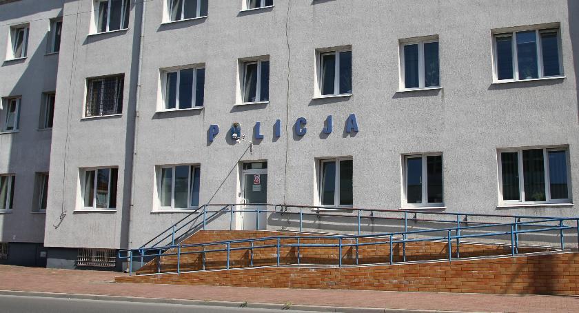 Kronika policyjna, Ukradł naklejki marketu Łowiczu Grozi nawet więzienia - zdjęcie, fotografia