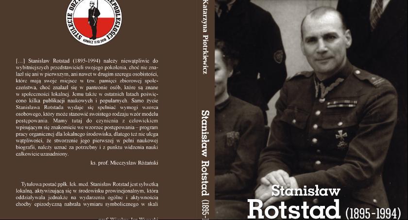 Spotkania, odbędzie promocja monografii Stanisława Rotstada - zdjęcie, fotografia