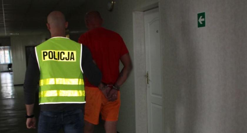 Kronika policyjna, Usłyszeli zarzut usiłowania zabójstwa Grozi dożywocie - zdjęcie, fotografia