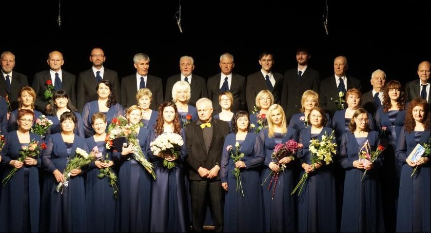 Koncerty, Litewski chór zaśpiewa Łowiczu - zdjęcie, fotografia