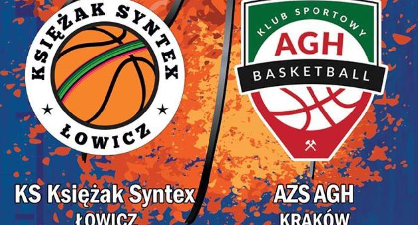 Koszykówka, Księżak Syntex powalczy trzecie zwycięstwo sezonie - zdjęcie, fotografia