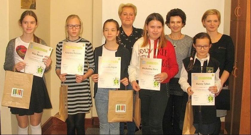 Konkursy, Rozstrzygnięto ekologiczny konkurs plastyczny Łowiczu - zdjęcie, fotografia