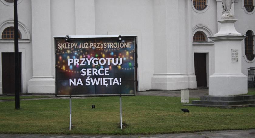 Kościół, Adwent Łowiczu program rekolekcji roraty akatyst - zdjęcie, fotografia