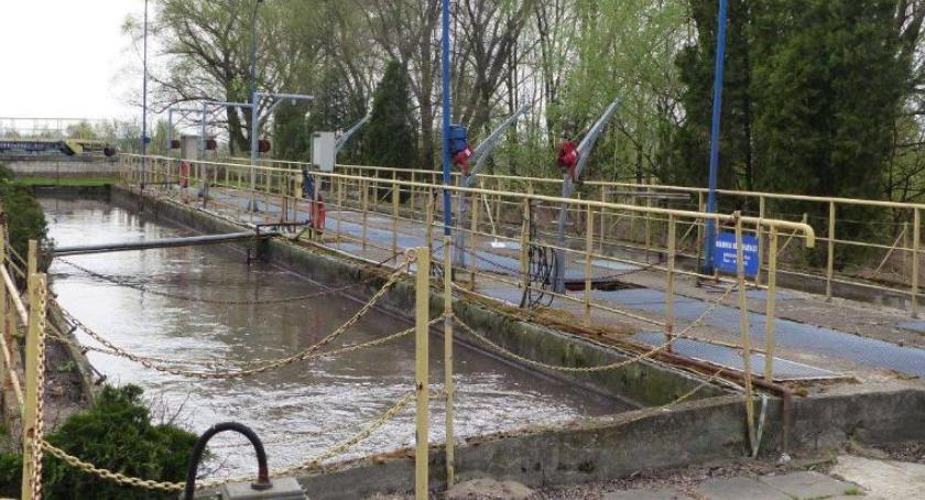 Inwestycje, Przetarg oczyszczalnię ścieków Łowiczu Krakowska firma znowu odwołała - zdjęcie, fotografia
