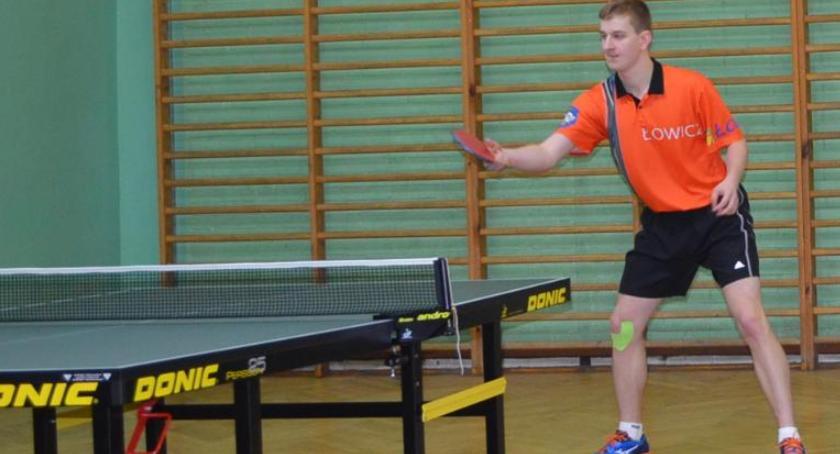 Tenis stołowy, zwycięstwa tenisistów stołowych Pucharze Polski - zdjęcie, fotografia