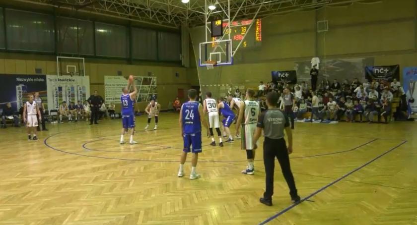 Koszykówka, Księżak Syntex wygrywa faworytem - zdjęcie, fotografia