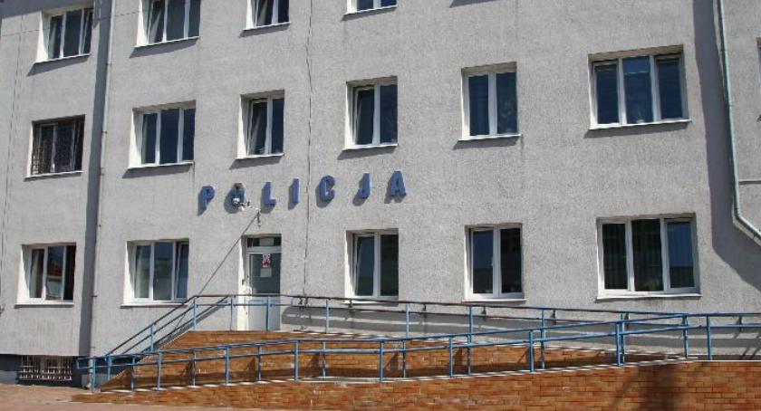 Wypadki i kolizje, Świąteczne statystyki Łowicz jedna kolizja jeden nietrzeźwy kierujący - zdjęcie, fotografia