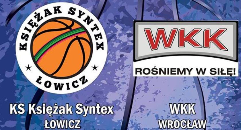 Koszykówka, Koszykarze Synteksu Księżaka podejmą Wrocław - zdjęcie, fotografia