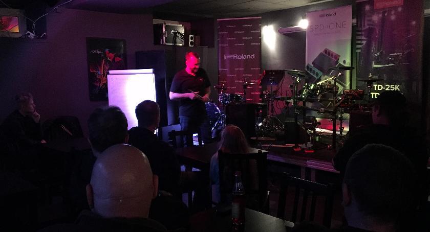 Warsztaty, Warsztaty perkusyjne HopKulturze - zdjęcie, fotografia