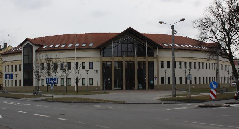 Z sali rozpraw, styczniu ruszy proces latka oskarżonego spowodowanie śmiertelnego wypadku Sobocie - zdjęcie, fotografia