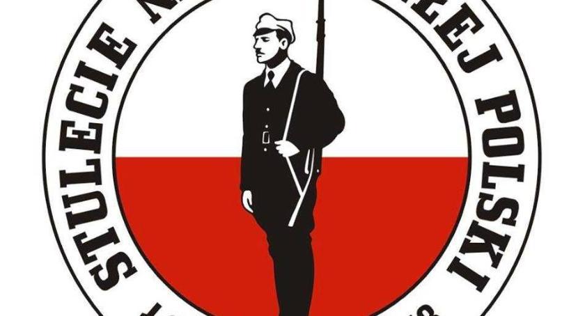 Uroczystości patriotyczne, Zakończenie Miejskich Obchodów Stulecia Odzyskania przez Polskę Niepodległości Łowiczu - zdjęcie, fotografia