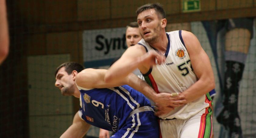Koszykówka, Udany rewanż Księżaka Synteksu derbach regionu (ZDJĘCIA) - zdjęcie, fotografia