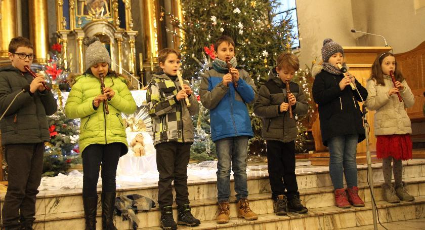 Koncerty, Przegląd kolęd kościele Ducha (ZDJĘCIA) - zdjęcie, fotografia