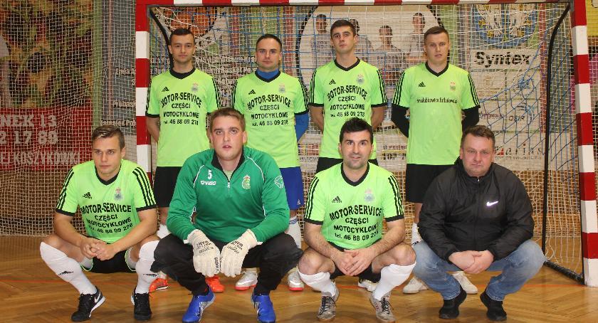 Piłka nożna, Znamy mistrza Łowickiej Futsalu! Wyniki weekendu stycznia - zdjęcie, fotografia