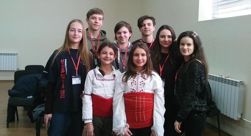 Edukacja, Młodzież Pijarskiej Erasmusie Bułgarii - zdjęcie, fotografia