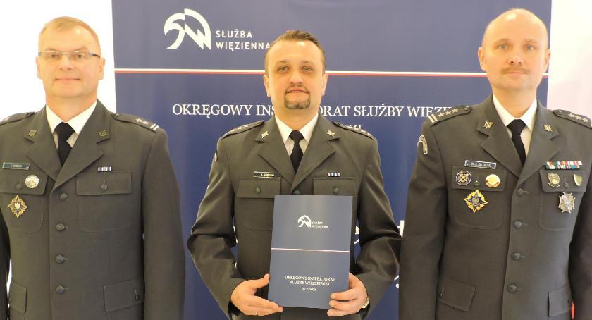 Zza krat, Konrad Górecki nowym zastępcą dyrektora Łowiczu - zdjęcie, fotografia