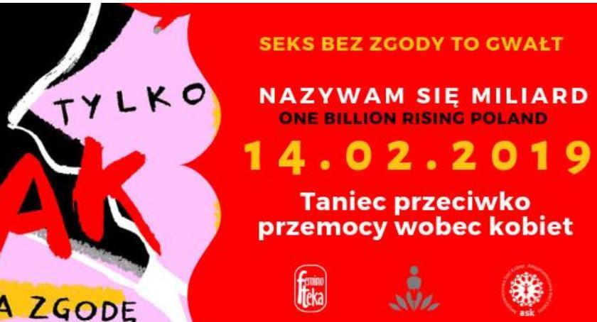 Wasze sprawy, Łowiczu zatańczą protestu przeciwko przemocy wobec kobiet ZMIANA TERMINU MIEJSCA - zdjęcie, fotografia