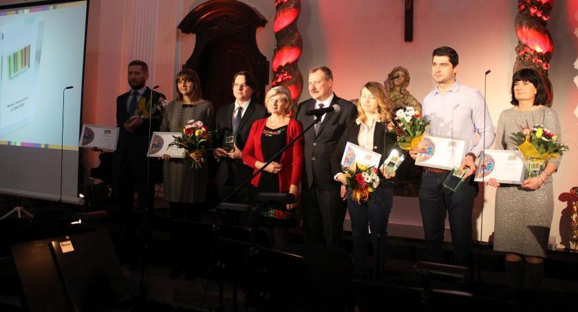 """Starostwo Powiatowe, Znamy laureatów Marki Regionalnej Super Marki """"Łowickie"""" Gościem będzie Polski - zdjęcie, fotografia"""
