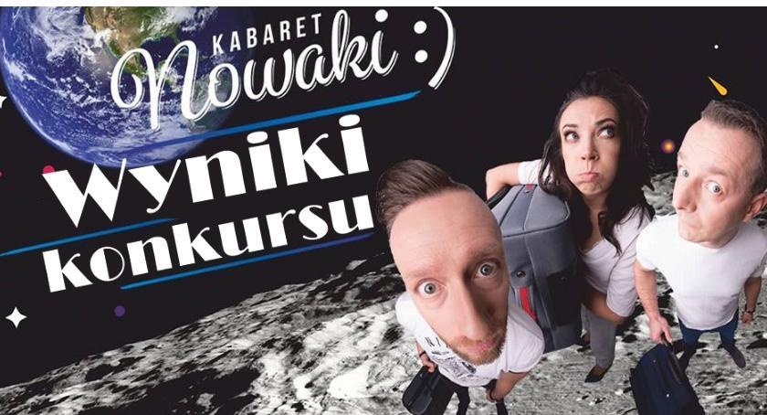Konkursy, Wiemy wygrał bilety Kabaret Nowaki (WYNIKI KONKURSU) - zdjęcie, fotografia