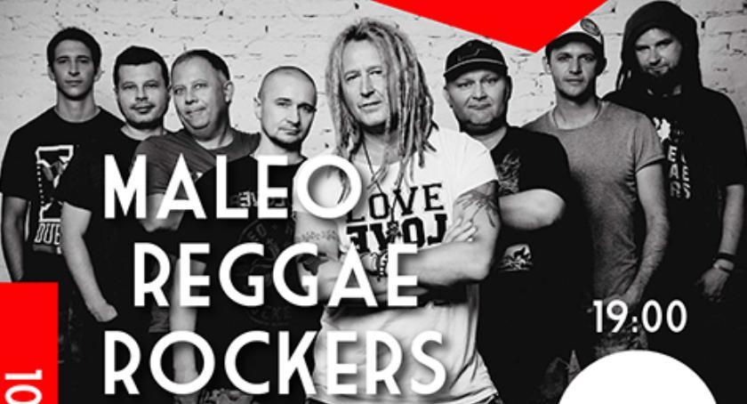 Koncerty, Maleo Reggae Rockers Żabson Łowiczu Bilety sprzedaży - zdjęcie, fotografia