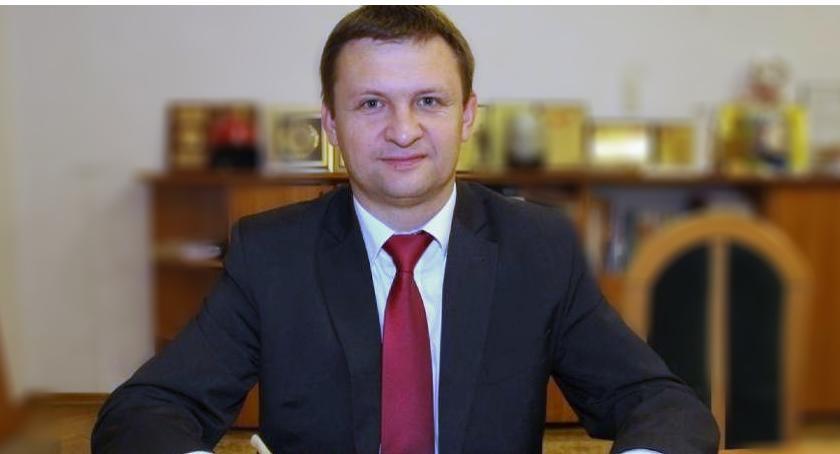 Szpital i opieka społeczna, Marcin Pluta objął obowiązki dyrektora szpitala Łowiczu - zdjęcie, fotografia
