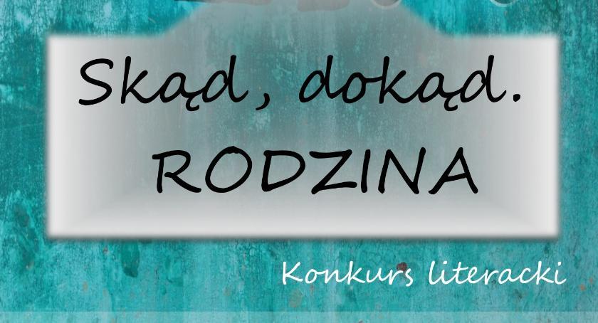 Konkursy, Łowicka biblioteka zachęca udziału konkursie literackim - zdjęcie, fotografia