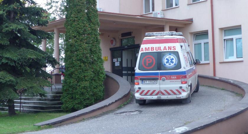Szpital i opieka społeczna, Łowickie Falck będzie pełnił świadczeń zakresu ratownictwa medycznego - zdjęcie, fotografia
