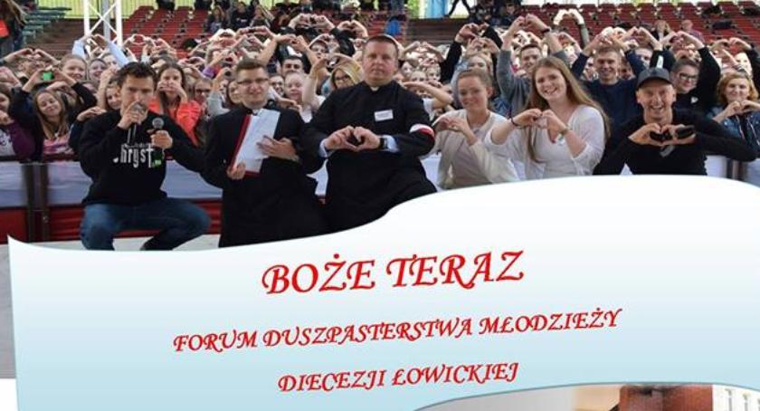 Kościół, Łowiczu odbędzie diecezjalne forum duszpasterstwa młodzieży - zdjęcie, fotografia