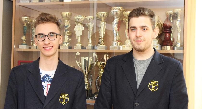 Edukacja, Pijarska może pochwalić kolejnymi olimpijczykami - zdjęcie, fotografia