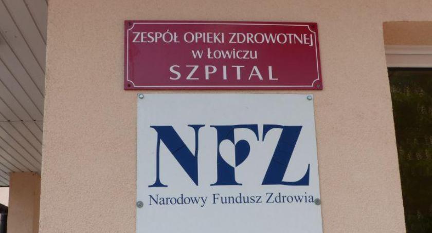 Szpital i opieka społeczna, Zadłużenie szpitala Łowiczu sięga Placówkę czeka restrukturyzacja - zdjęcie, fotografia