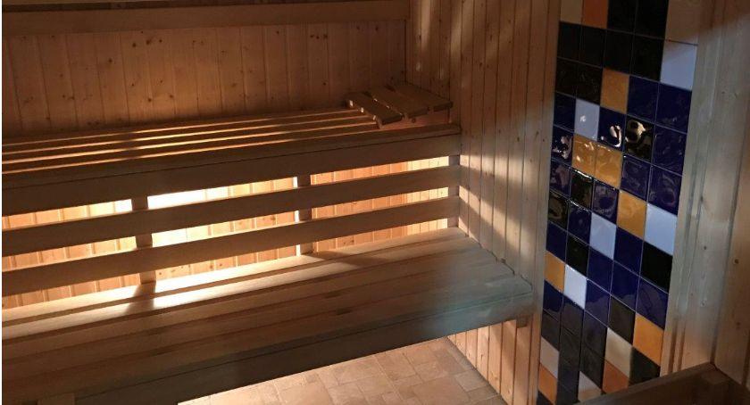 Art. sponsorowany, Saunowanie liście UNESCO Poznaj zalety korzystania sauny Łowiczu - zdjęcie, fotografia