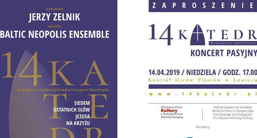 Koncerty, Koncert pasyjny kościele pijarskim Łowiczu - zdjęcie, fotografia