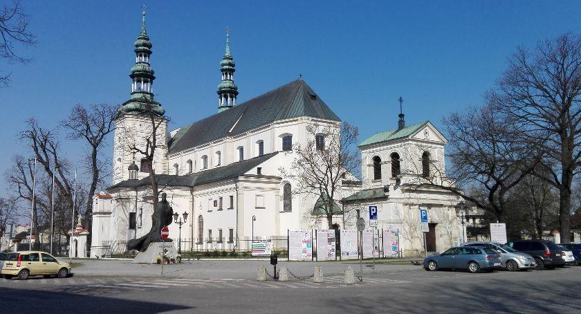 Kościół, Rekolekcje wielkopostne Łowiczu (program) - zdjęcie, fotografia