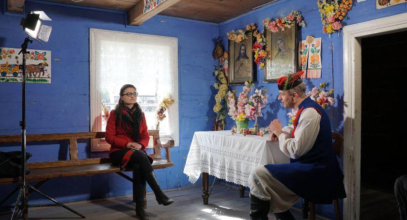 Starostwo Powiatowe, realizowała świąteczny program Łowiczem - zdjęcie, fotografia