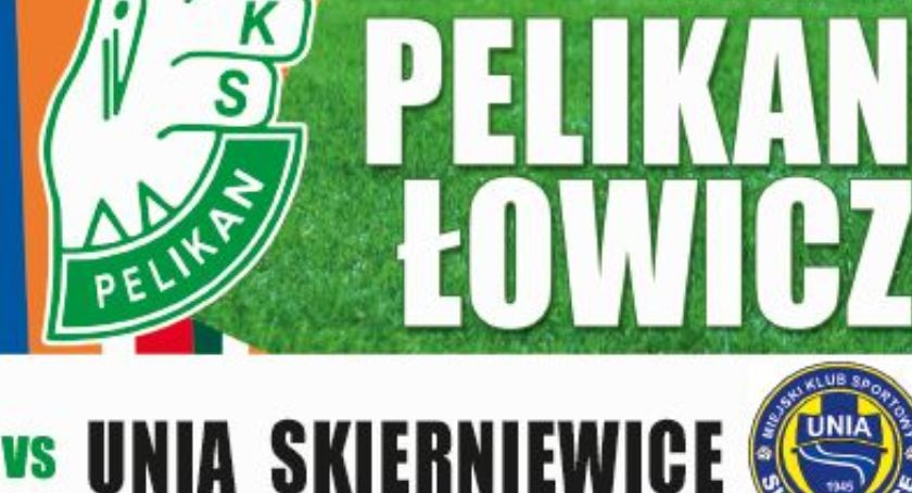Piłka nożna, Piłkarskie derby Pelikan Wielką Sobotę przedsprzedaż biletów - zdjęcie, fotografia