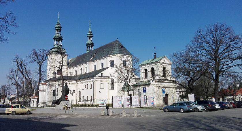Kościół, Triduum Paschalne spowiedź święta łowickich kościołach (harmonogram) - zdjęcie, fotografia