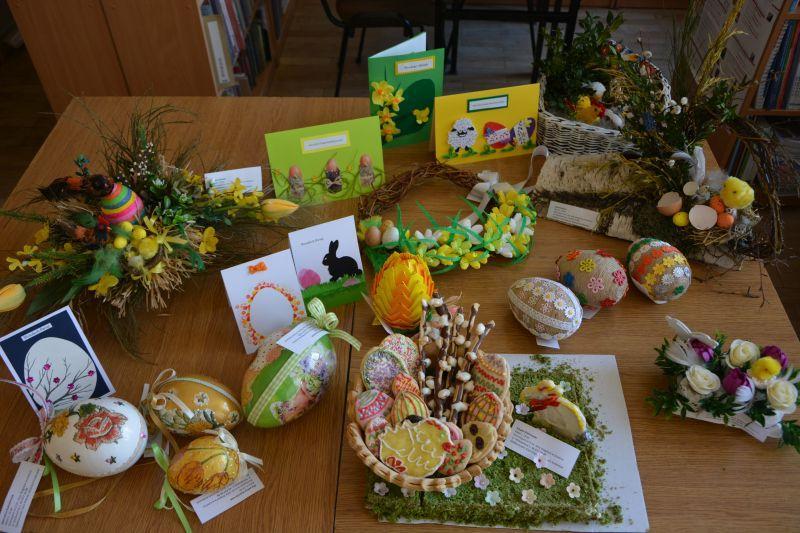 Konkursy, Wielkanocny konkurs Chąśnie rozstrzygnięty - zdjęcie, fotografia