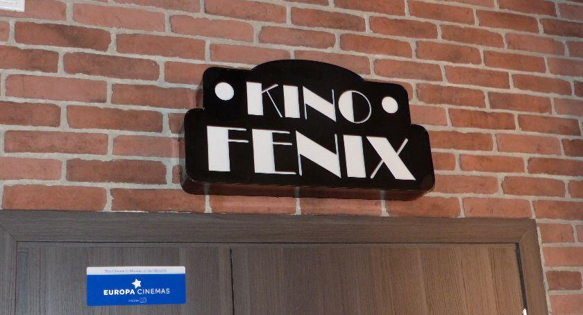 Kino, Kolejna dotacja łowickiego Fenix zyska wystrój - zdjęcie, fotografia