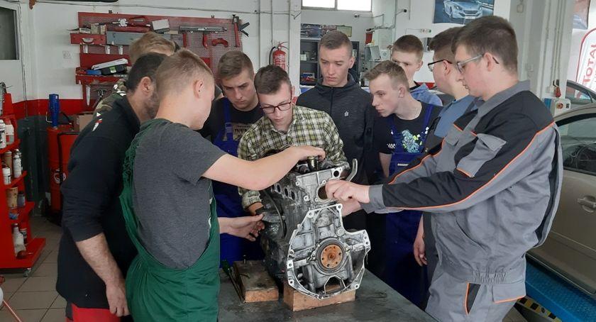 Uczniowie ZSP nr 1 w Łowiczu po raz kolejny na stażu zawodowym w Grecji.