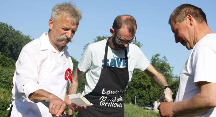 Spotkania, najbliższą sobotę piknik europejski majówka grillowa Łowiczu - zdjęcie, fotografia