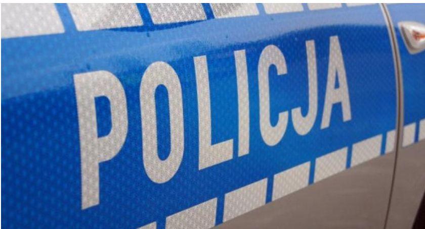 Wypadki i kolizje, komendzie policji znów niebezpiecznie - zdjęcie, fotografia