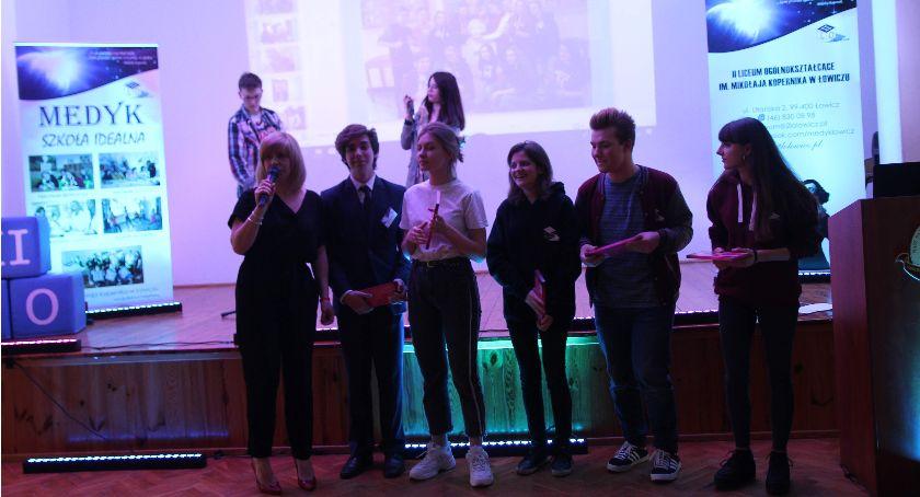 Edukacja, Dzień otwarty gimnazjalistów - zdjęcie, fotografia