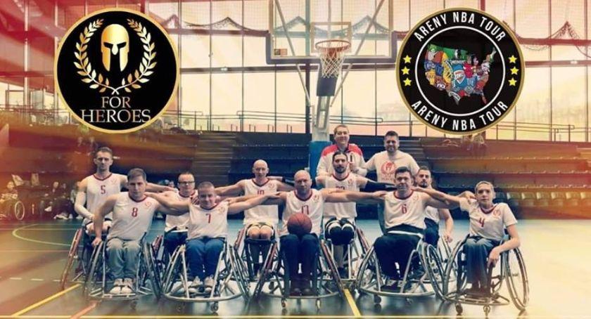 Wasze sprawy, udział charytatywnym Maratonie Fitness Heroes pomóż koszykarzom wózkach - zdjęcie, fotografia