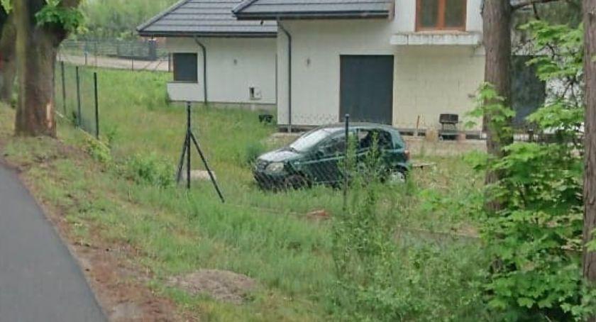 Wypadki i kolizje, Nastolatka ucierpiała wypadku drogowym Domaniewicach - zdjęcie, fotografia